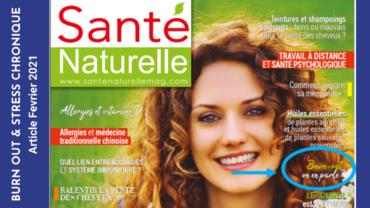 Miniature Article Santé Naturelle